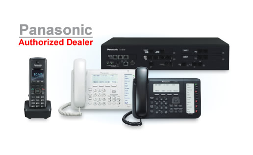 Authorized Panasonic Phone Reseller